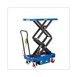 elektrischer Hubtischwagen 800 kg
