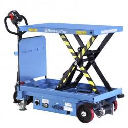 elektrischer Hubtischwagen 500 kg